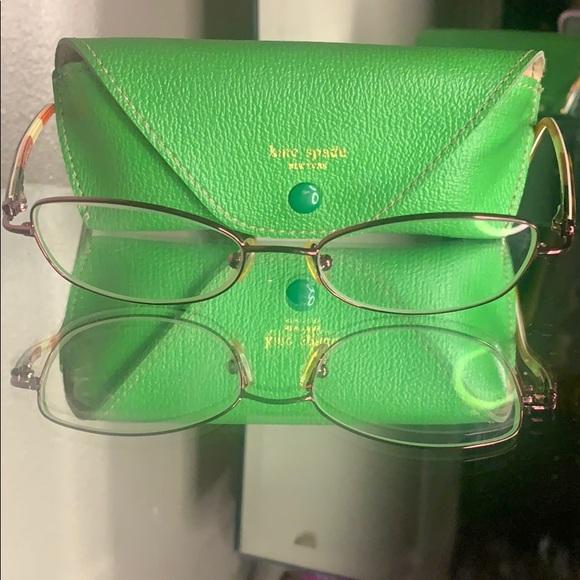 Kate Spade Eye Glasses Frames Designer